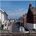 SY6779 : Brownlow Street, Weymouth by Jaggery