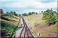 SP0532 : Toddington: temporary (?) end of Gloucestershire & Warwickshire Railway, 2000 by Ben Brooksbank
