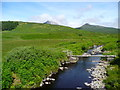 NR5472 : The Corran River at Three Arch Bridge by Gordon Brown