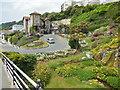 SZ5677 : Cascade gardens - Ventnor by Paul Gillett