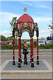 NS5565 : Aitken Memorial Fountain by Colin Quigley