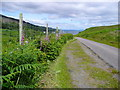 NR5977 : The A846 descends to Lagg Bay by Gordon Brown