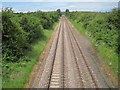 SP6814 : Dorton Halt railway station (site), Buckinghamshire by Nigel Thompson