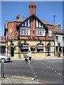 NZ3572 : The Fat Ox, Whitley Bay by David Dixon