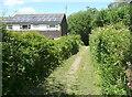 TL2026 : Bridleway, St Ippolyts by Humphrey Bolton