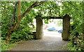 J3671 : Cregagh Glen entrance, Belfast - June 2014(1) by Albert Bridge