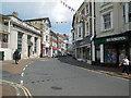 SZ5677 : High Street, Ventnor by Paul Gillett