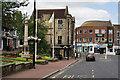 TQ3937 : East Grinstead High Street by Peter Trimming