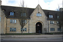 SP5006 : Nuffield College by N Chadwick