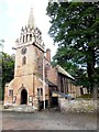 NU2229 : St Ebba's Church, Beadnell by Bill Henderson