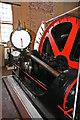 SN7803 : Cefn Coed Colliery Museum - steam winder by Chris Allen
