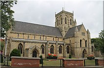 TA2609 : Grimsby Minster by Dave Pickersgill