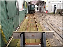 SU4208 : Hythe Pier: end of the line by Stephen Craven