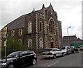 SS6493 : Terrace Road church, Swansea by Jaggery
