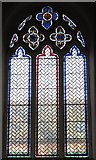 TL9925 : St. Martin's Church, West Stockwell Street, CO1 - east window, chancel by Mike Quinn