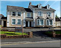 ST3088 : Chrome Blue Physiotherapy Clinic, Newport by Jaggery