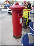 SY6878 : Weymouth: postbox № DT4 15, The Esplanade by Chris Downer