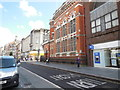 SK5804 : Granby Street, Leicester by Paul Gillett