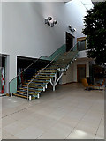 SU3715 : Stairs at Explorer House by Adrian Cable