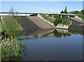 SE3403 : Worsbrough - reservoir spillway by Dave Bevis