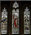 TQ7808 : East Window, St Ethelburga's church, St Leonards on Sea by Julian P Guffogg