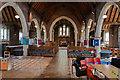 TQ7808 : Interior, St Ethelburga's church, St Leonards on Sea by Julian P Guffogg