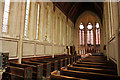 SU5532 : St.Mary's nave by Richard Croft