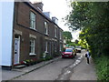 SP8901 : Cottages in Trafford Rd by Nigel Mykura