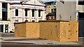 J3373 : Former public toilets, Shaftesbury Square, Belfast (June 2014) by Albert Bridge