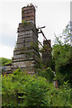 TQ2051 : Betchworth Quarry kilns by Ian Capper