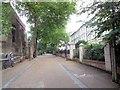 SK5803 : New Walk, Leicester by Paul Gillett