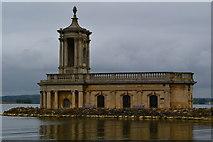 SK9306 : Normanton Church by David Martin