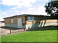 TM3978 : RAF Halesworth Memorial Museum by Evelyn Simak
