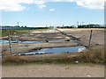 TM3979 : The SE/NW runway at RAF Halesworth by Evelyn Simak