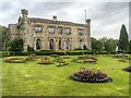 SD8530 : Towneley Hall, South Wing by David Dixon