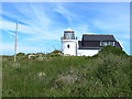 SY6769 : Old Higher Lighthouse, Portland Bill by Oliver Dixon