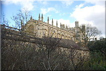 SP5105 : Christ Church Cathedral, Oxford by N Chadwick