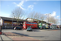 SP5006 : Buses, Oxford Station by N Chadwick