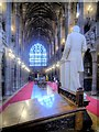 SJ8398 : John Rylands Library Reading Hall by David Dixon