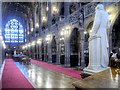 SJ8398 : The Central Reading Room at John Rylands Library by David Dixon