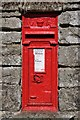 SO2447 : Victorian letter box by Philip Halling