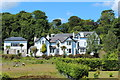 NS1063 : Railway Convalescent Home, Isle of Bute by Billy McCrorie