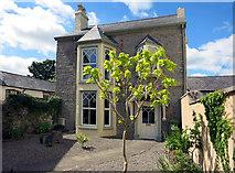 SO2956 : Castle House, Church Street by Des Blenkinsopp