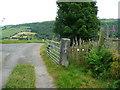 SE0024 : Hebden Royd FP74 at Higher Cragg Farm by Humphrey Bolton