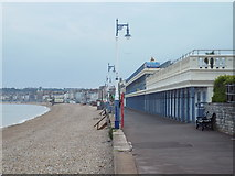 SY6880 : The Esplanade, Weymouth by Malc McDonald
