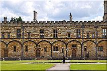 SP5105 : Oxford : Christ Church Great Quadrangle by Lewis Clarke