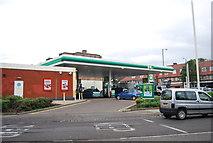 TQ1979 : BP filling station, Pope's Lane by N Chadwick