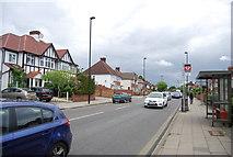 TQ1979 : Gunnersbury Lane (A4000) by N Chadwick