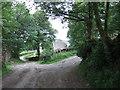 SD5299 : Mosergh Farm by David Brown
