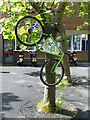 SZ6299 : Bicycle Recycling, Gosport by Oliver Dixon